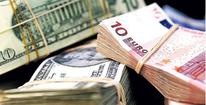Doların rezerv payı arttı