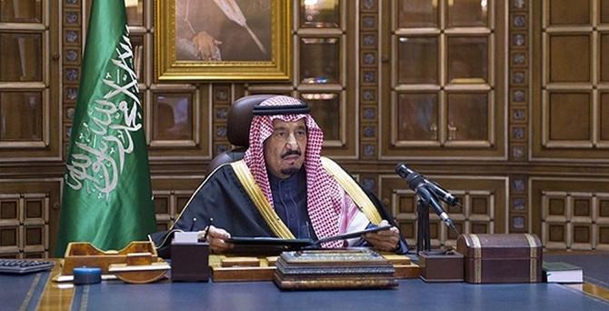 Suudi Kralı'ndan flaş karar