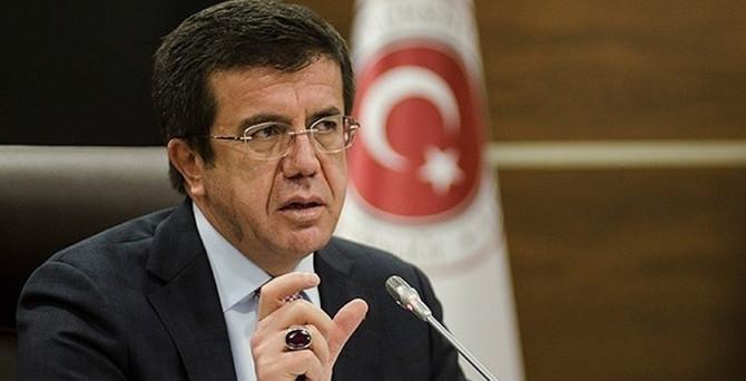 Zeybekci: Moody's Türkiye'ye en kötü ihtimalle nötr verir