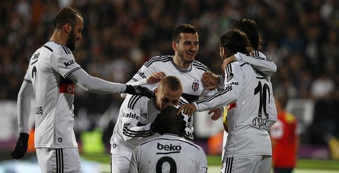 Beşiktaş, Avrupa'da kritik sınavda
