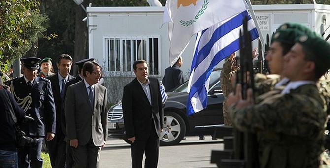 Çipras'tan Kıbrıs açılımı