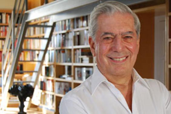 Nobel Edebiyat Ödülü Llosa'nın