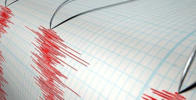 Marmaris'te 4 şiddetinde deprem