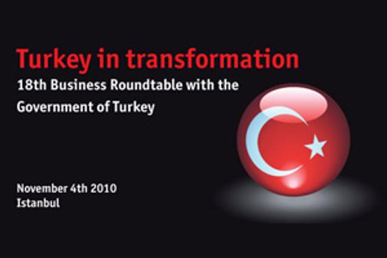 Türkiye'nin değişim süreci Yuvarlak Masa'da tartışılacak