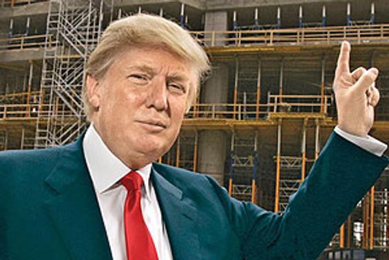 Trump, ABD başkanı olmak istiyor