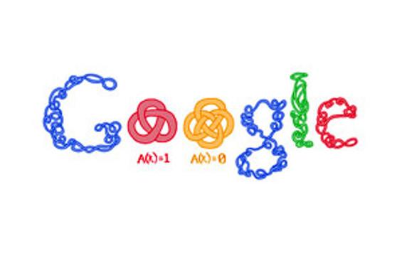 Google'dan Cahit  Arf'e özel tasarım