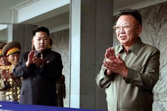 Kuzey Kore'de aile kavgası