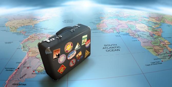 Dünyada 1 milyar 200 milyon kişi seyahat etti
