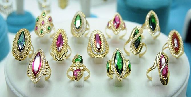 Mücevher ihracatı Ağustos'ta zirve yaptı