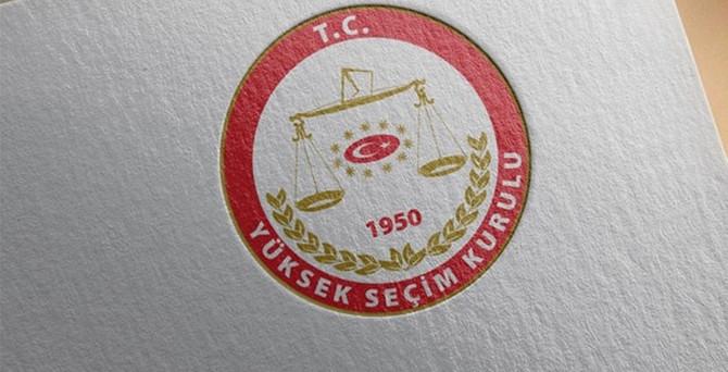 YSK'dan 'jeneretör' açıklaması