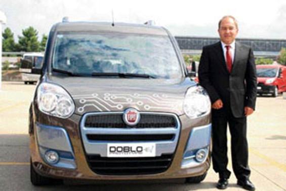 Elektrikli Fiat Doblo EV görücüye çıkıyor