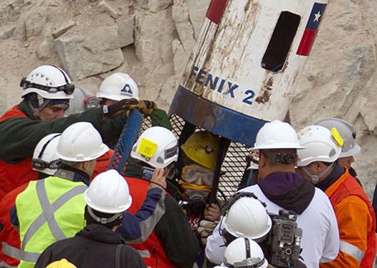 33 madenci de kurtarıldı