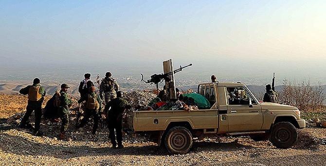 Irak ordusundan IŞİD'e yeni operasyon