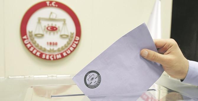 Yurtdışı oyları 'diplomatik kurye' ile gelecek