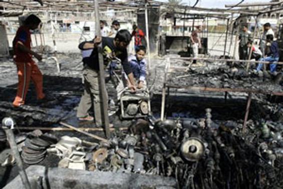 Irak'ta üç ayrı saldırı: 27 ölü