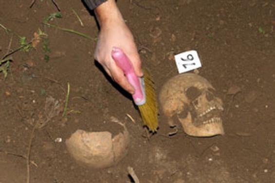 Van ve Ardahan'da toplu mezarlar bulundu