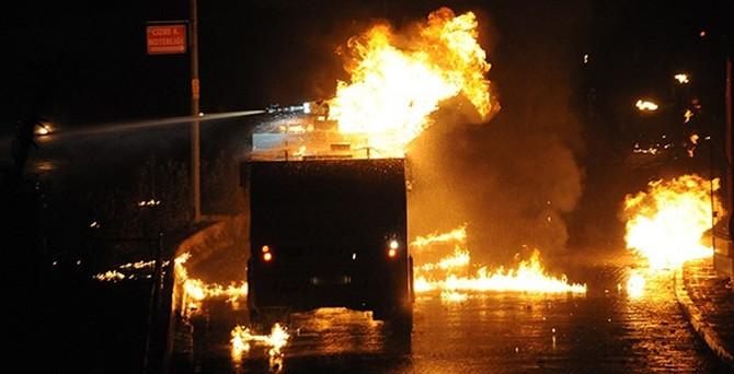 Şırnak ve Siirt'te 15 Şubat gerginliği