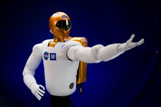 İlk insansı robot fırlatılmaya hazır