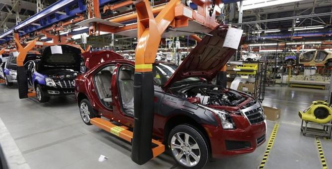 'Otomotiv ihracatı 10 milyar dolardan döndü'