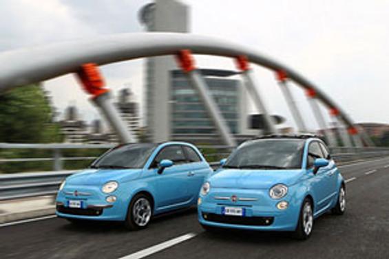 Fiat 500 TwinAir, yeni yılda Türkiye'de