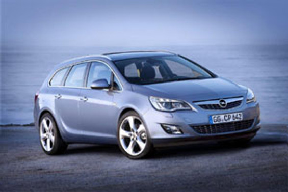 Opel Astra Sports Tourer, ocakta Türkiye'de