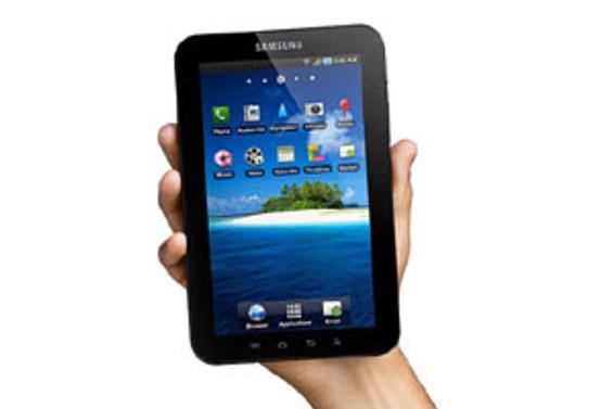 Samsung Galaxy Tab Turkcell ile Türkiye'de