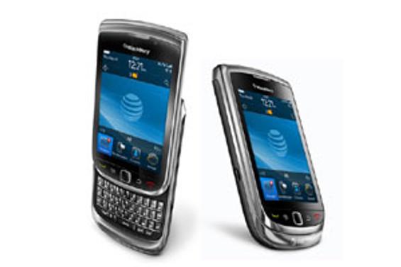 BlackBerry Torch 9800 Avea ile satışta