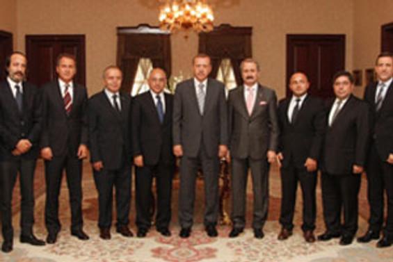 İhracatçılar Erdoğan'a gidiyor