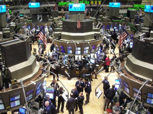 Wall Street satıcılı açıldı