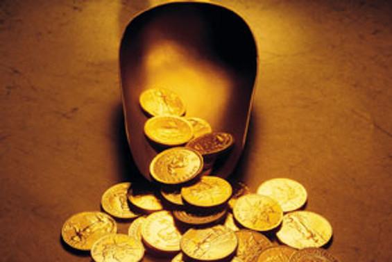 Altın borsasında rekor