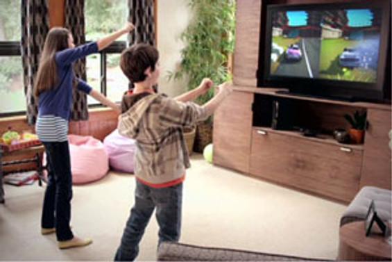 Joysticksiz oyun kumanda sistemi yarın piyasada