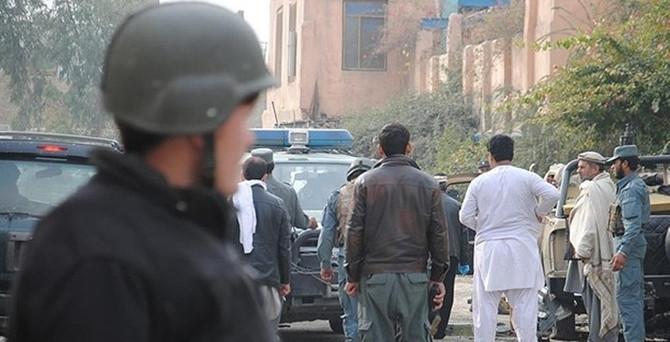 Kabil'de Türk koruma timinin aracına saldırı: 1 şehit