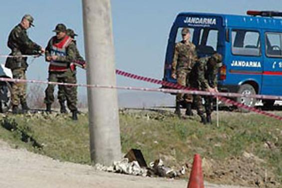 Jandarmaya silahlı saldırı: 2 şehit