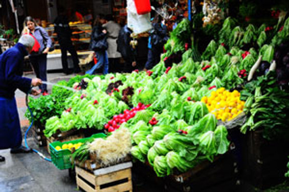 Yaş meyve ve sebze ihracatı 1,5 milyar doları aştı