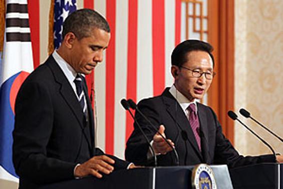 ABD- Güney Kore anlaşamadı
