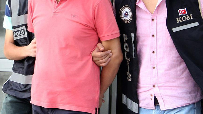 18 öğretmen FETÖ'den tutuklandı