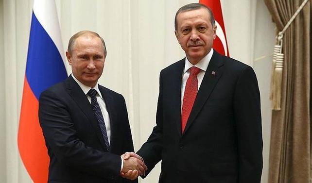 Erdoğan ve Putin üçüncü kez buluşacak