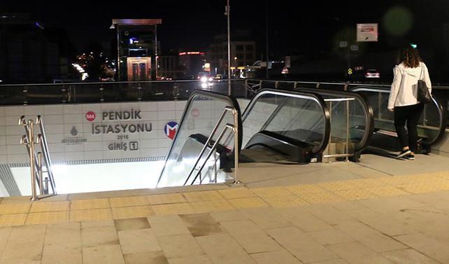İstanbul'da yeni metro hattı açıldı