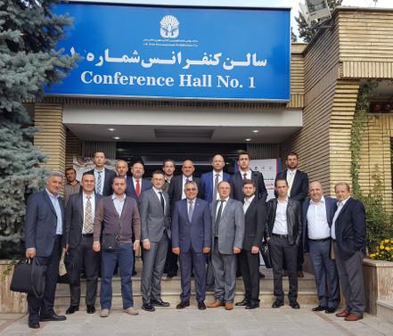 Bursa, İran'dan işbirliği ile döndü