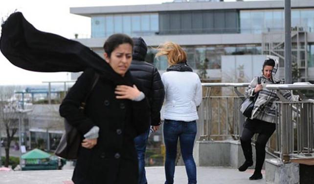 Marmara'da kuvvetli rüzgar uyarısı