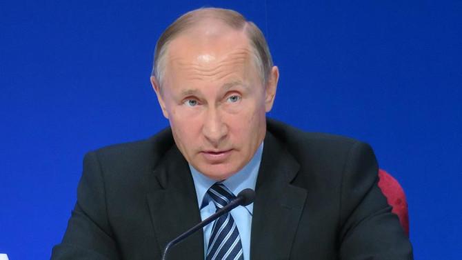 Putin'den 'Musul' uyarısı