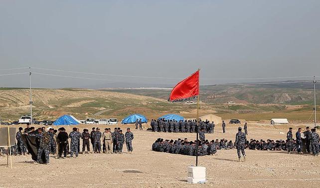 Ninova Muhafızları Musul operasyonuna katıldı