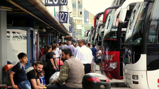Otobüsçülerden 'korsan taşımacılık' uyarısı
