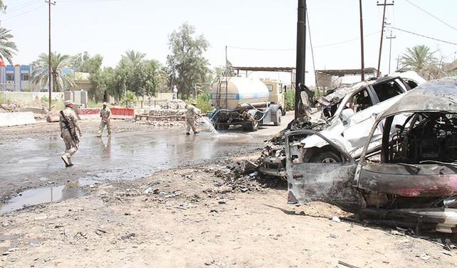 Bağdat'ta bombalı saldırılarda 7 kişi öldü