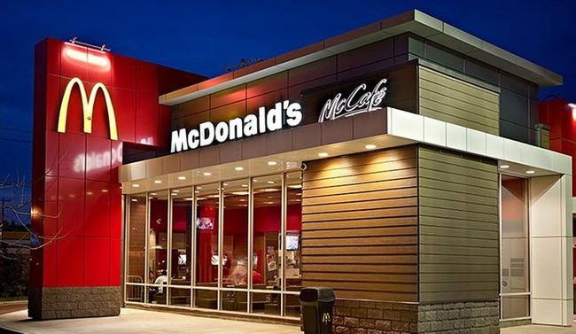 McDonald's satışlarını yüzde 3,5 artırdı