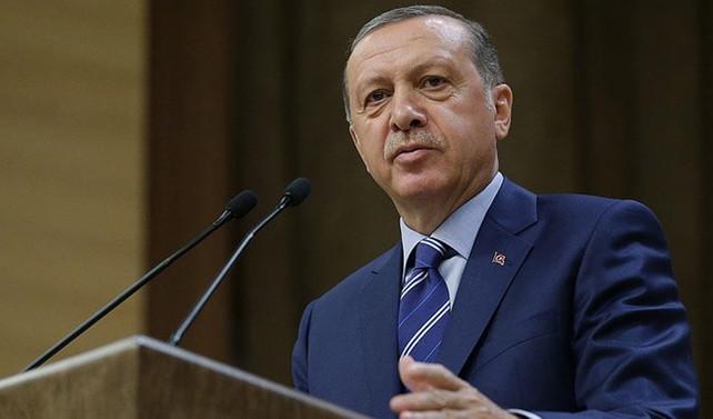 Erdoğan, İnegöl'de konuştu
