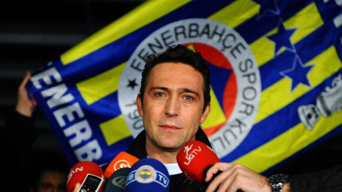 Fenerbahçe hisselerinde Ali Koç dopingi