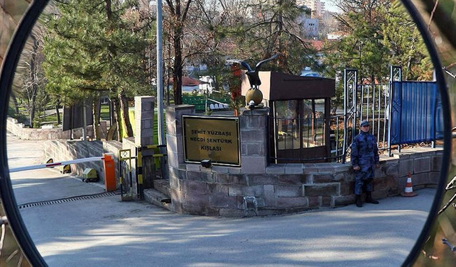 Ankara'da 'Kozmik Oda' operasyonu