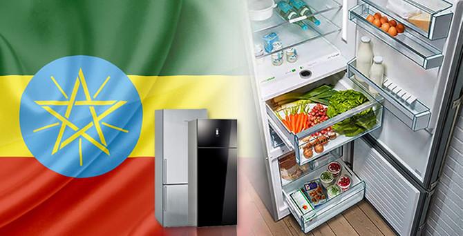 Buzdolaplarımıza sıcak Etiyopya'da rağbet var