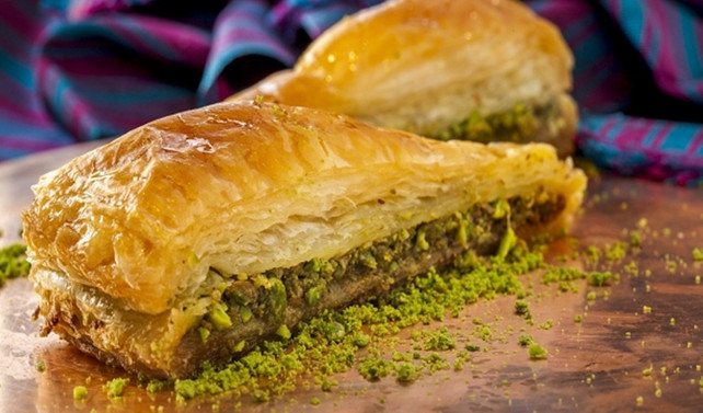Gaziantep lezzetleri Shangri-La Bosphorus'ta